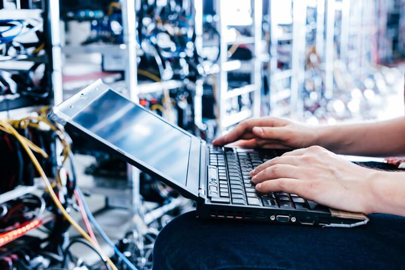 Gebäudekommunikation IT Netzwerk