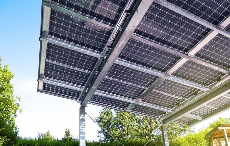 Photovoltaik Carport