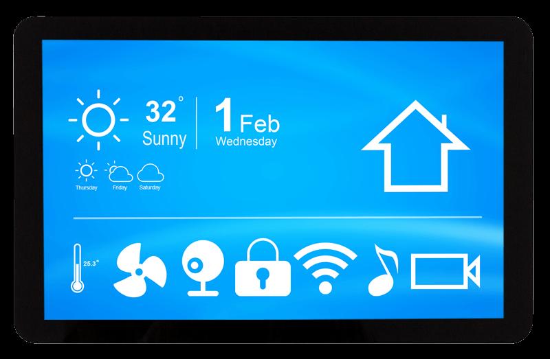 Smart-Home Steuerung